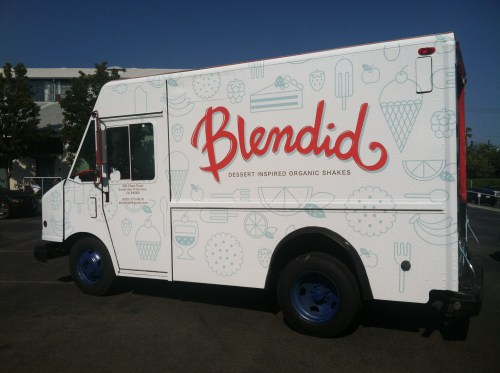 Blendid Food Truck