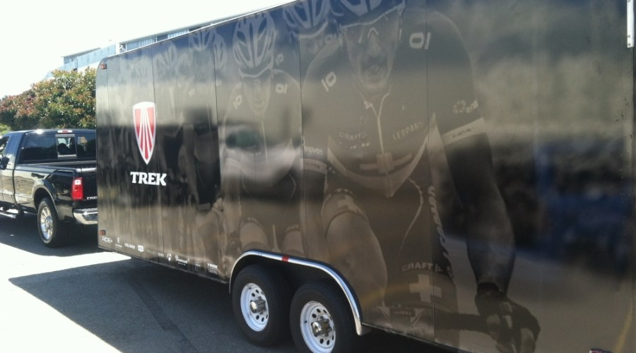 Trek – Trailer Wrap & Truck Decal