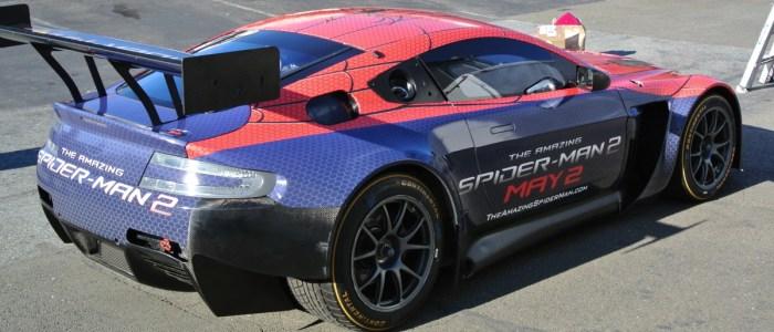Spider-Man 2 Car Wrap