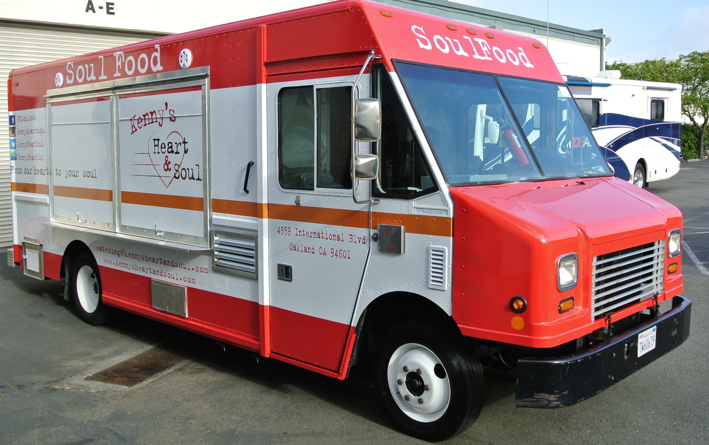 Kenny S Heart And Soul Food Truck