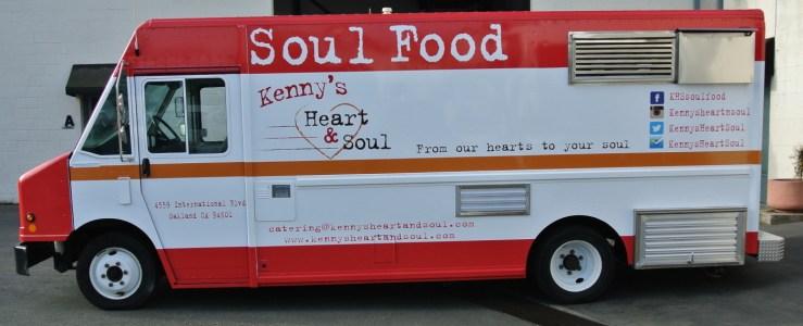 Soul Food Truck Profile Left