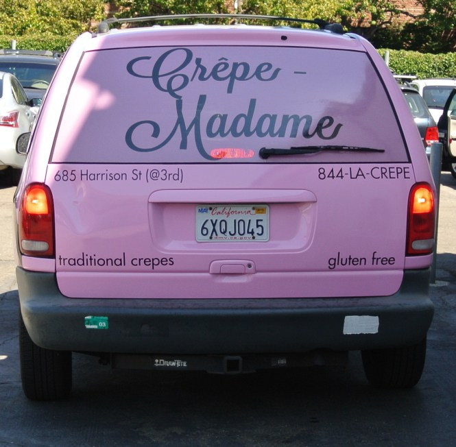 A custom vehicle wrap by Custom Vehicle Wraps