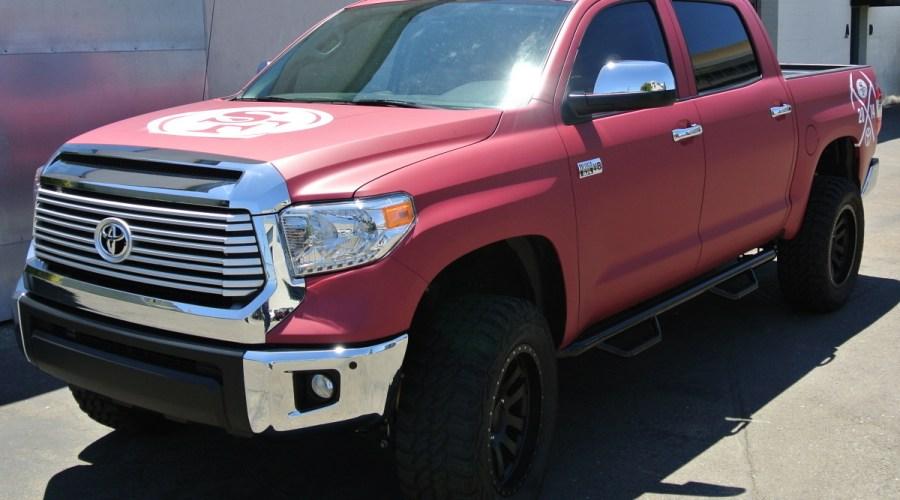 49ers 2014 Truck