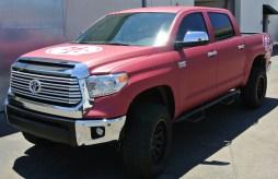 49ers Truck Wrap Diag
