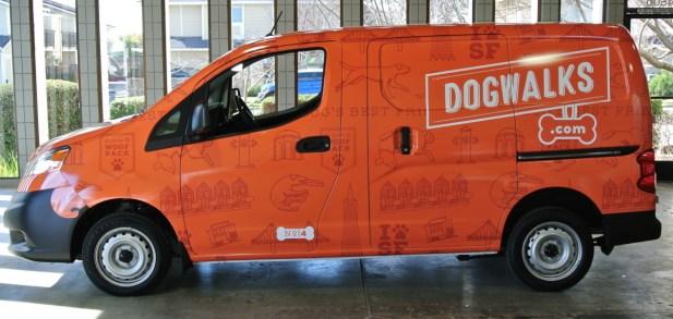 dogwalks-van-wrap
