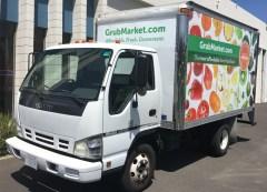 grubmarket truck wrap front