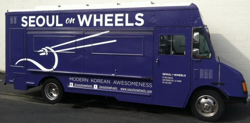 seoul food truck right