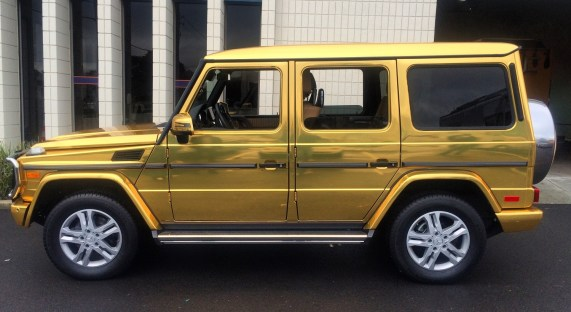 gold mercedes wrap2