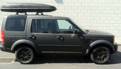 land rover matte wrap2