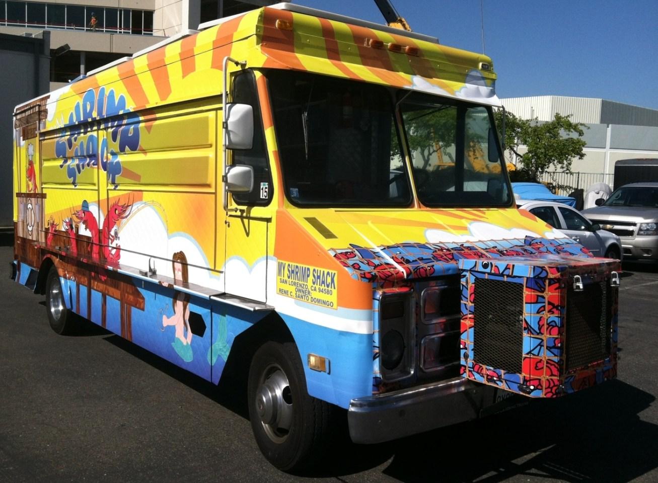 shrimpshack food truck wrap2