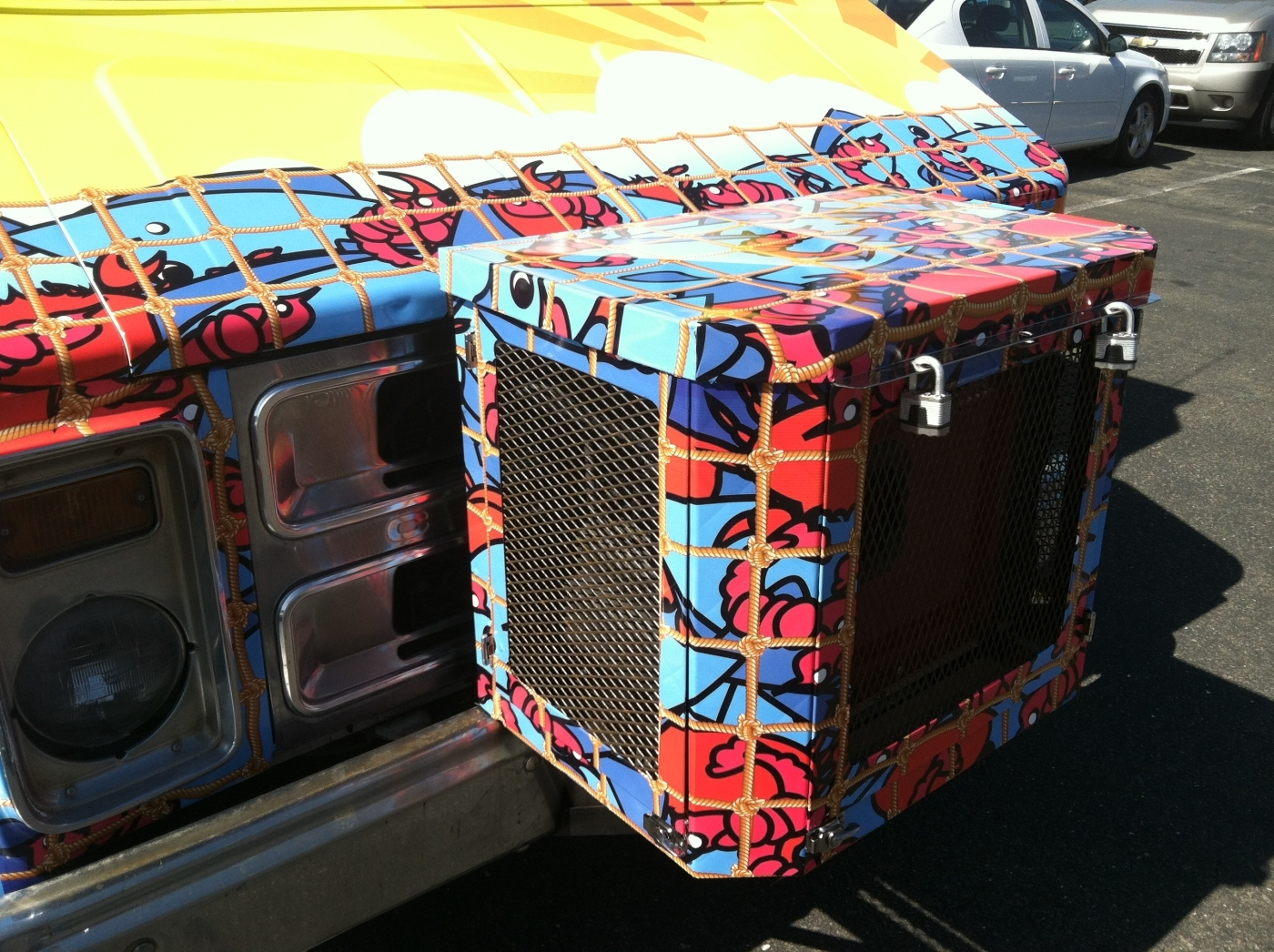 shrimpshack food truck wrap8