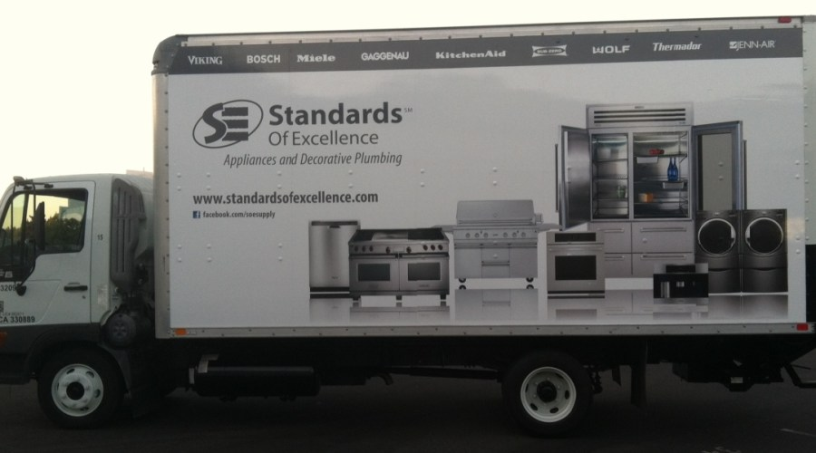 Standards of Excellence Box Truck