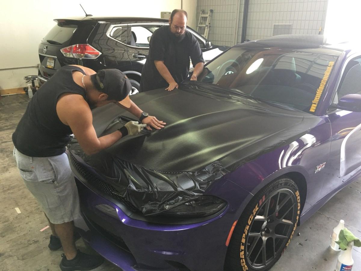 Car Wraps Custom Vehicle Wraps