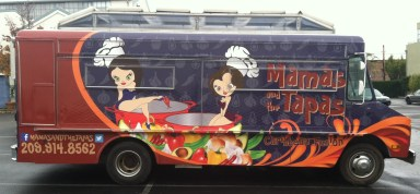 mamas tapas food truck wrap-10