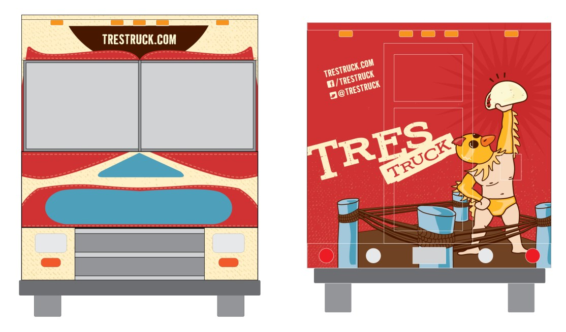 tres food truck wrap graphic-02