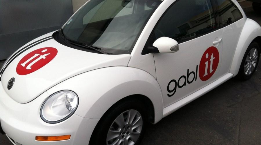 Car Wraps for Gablit