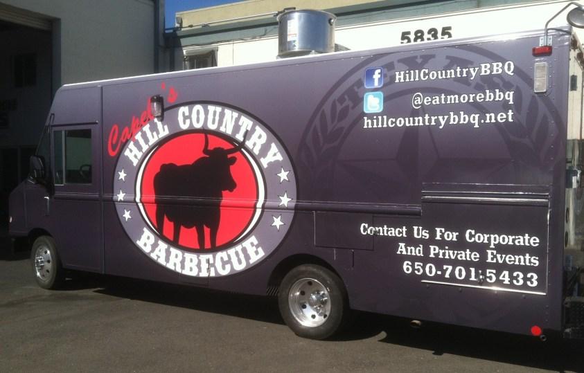 capelosbarbecue food truck wrap-01