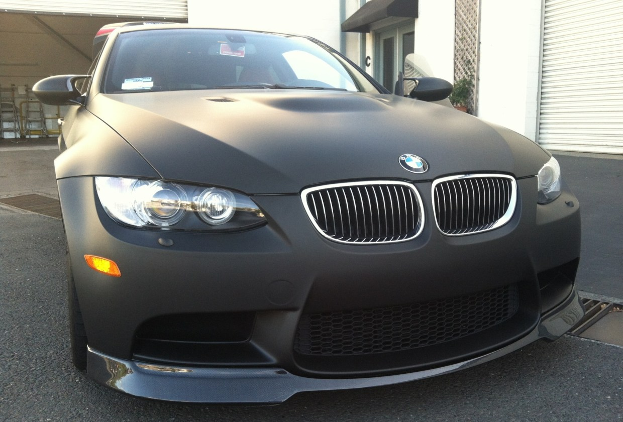 matte black bmw wrap-04
