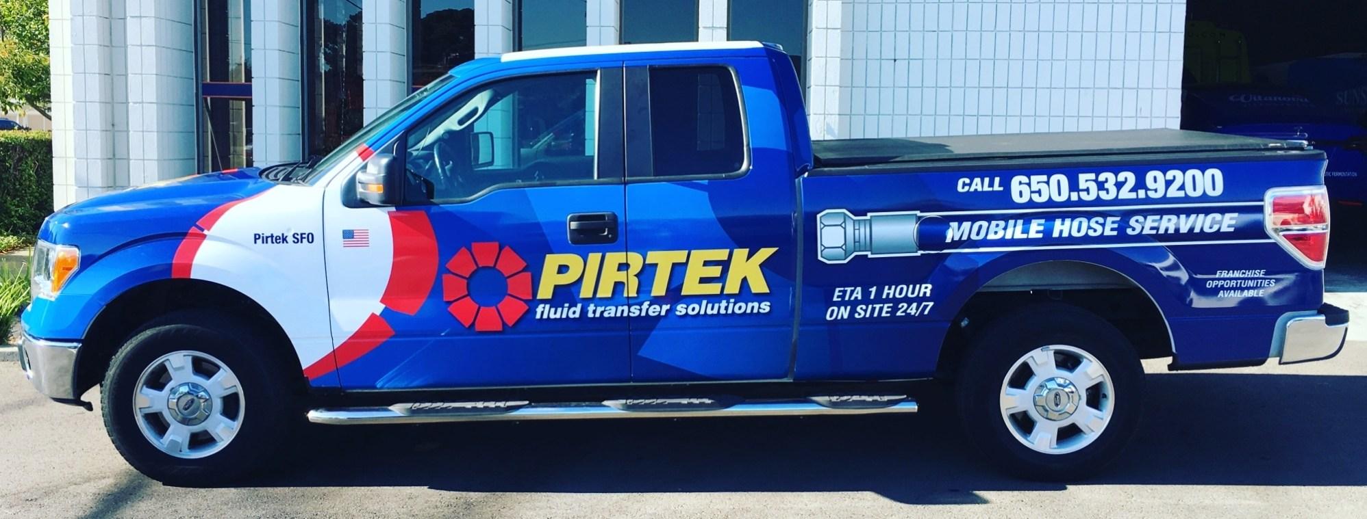 pirtek truck wrap-08