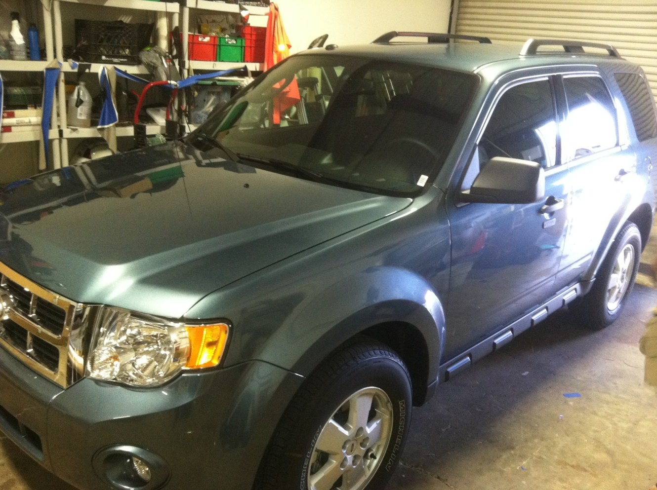 ride4water ford pre-wrap