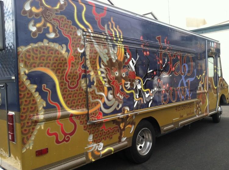 bao bowl food truck wrap-04