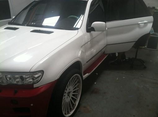 BMW Suv Color Change Wrap-15