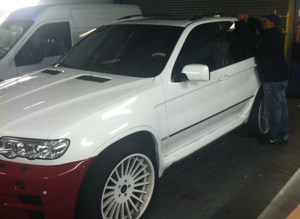 BMW Suv Color Change Wrap-19