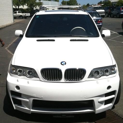 BMW Suv Color Change Wrap-23