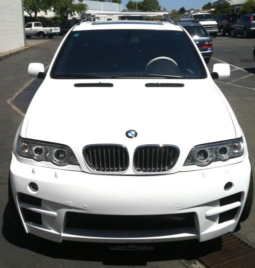 BMW Suv Color Change Wrap-24