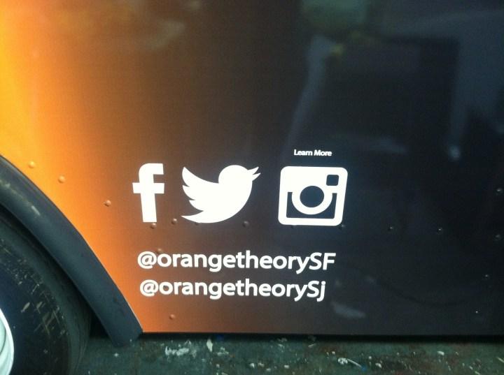 Orange Theory Fitness Car Wrap-11