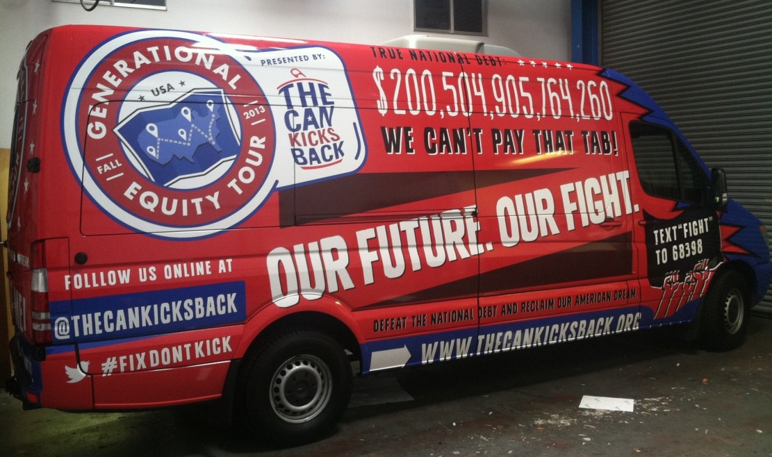 The Can Kicks Back Van Wrap-09