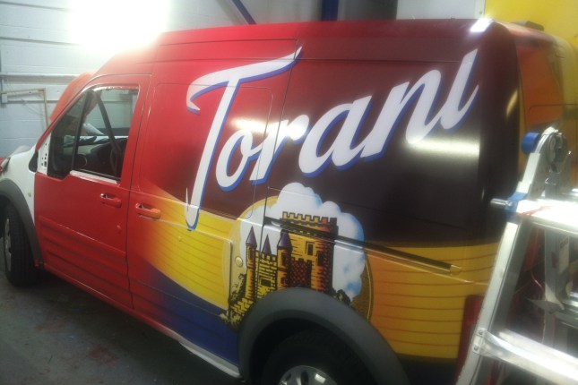 Torani Car Wrap-05