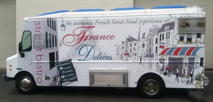 France Delices Food Truck Wrap-01