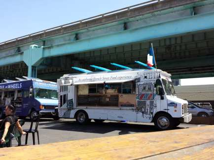 France Delices Food Truck Wrap 5
