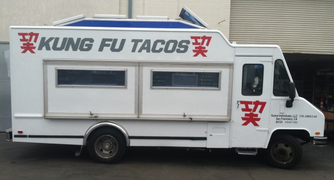 Kung Fu Tacos Food Truck Wrap-02