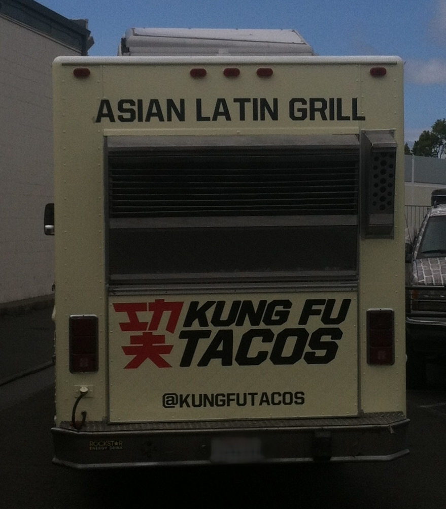 Kung Fu Tacos Food Truck Wrap-18