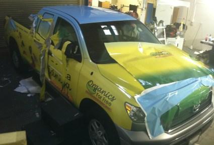 oferta truck wrap