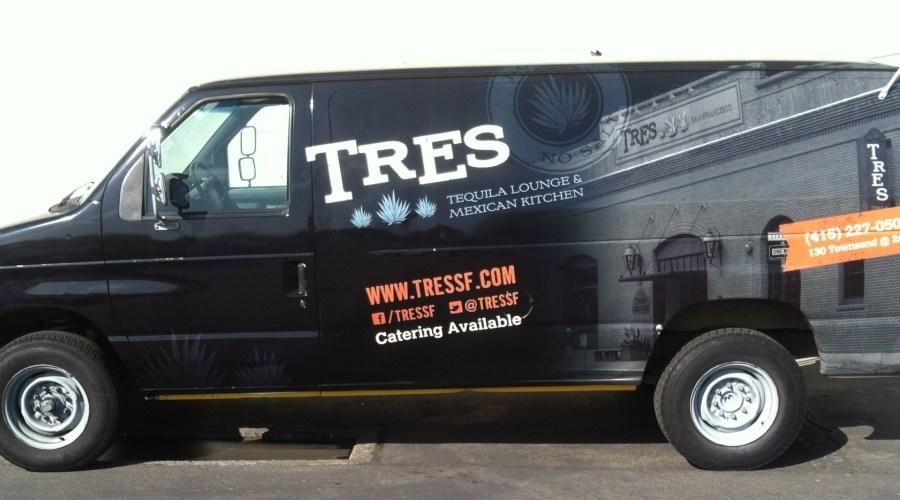 Tres Van Wrap
