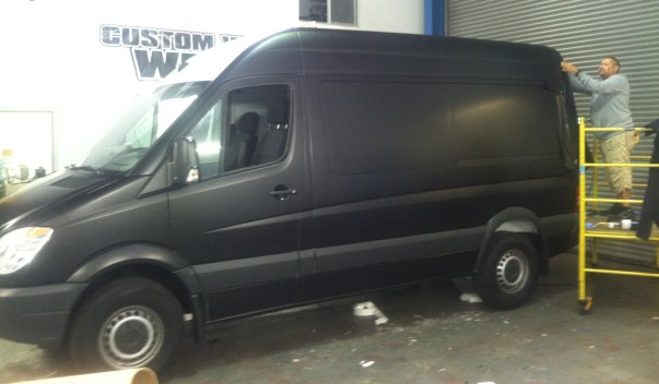van color change wrap white to black-01