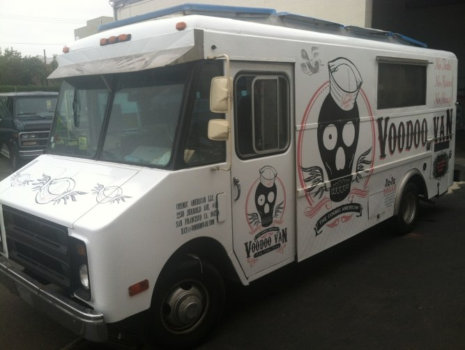 voodoo van food truck wrap-15