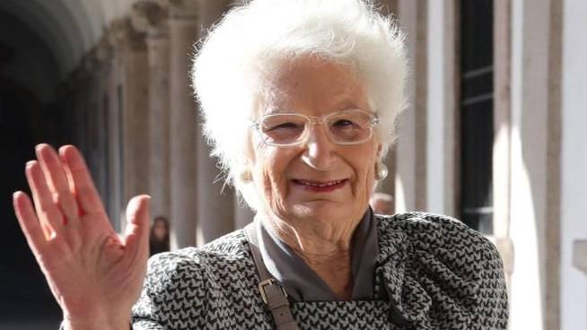 La senatrice Liliana Segre è cittadina di Custonaci.