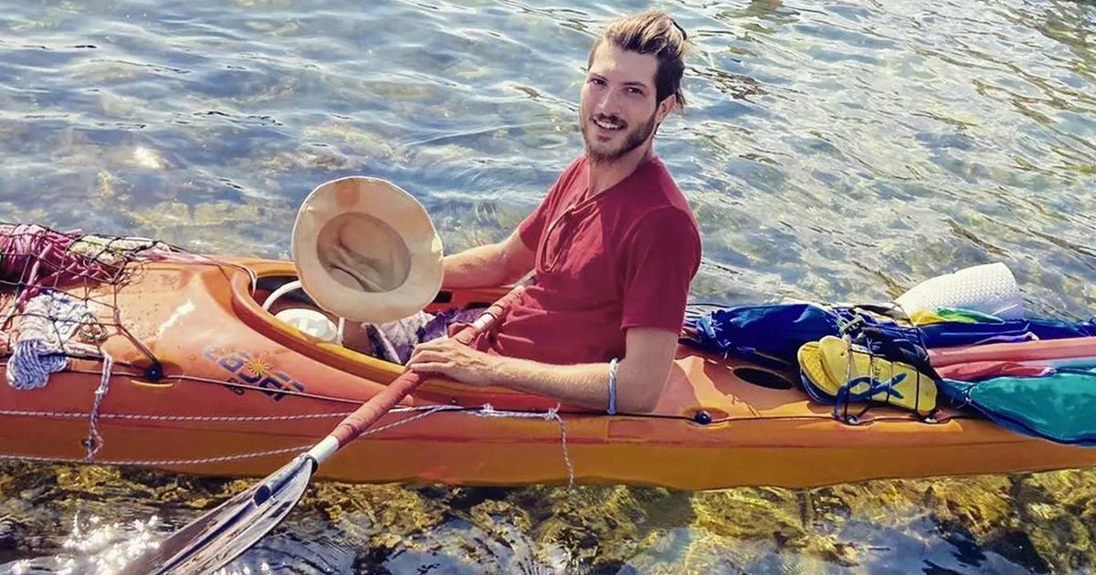 La sfida di Riccardo di Bella: circumnavigare la Sicilia in Kayak per aiutare i bambini ricoverati