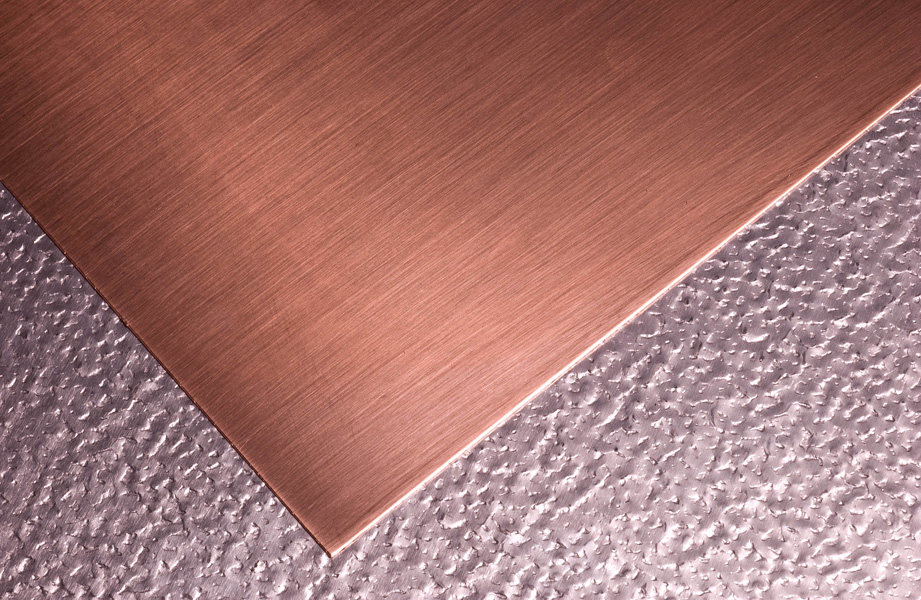 Copper Sheet And Plate Alloy 110 ETP Cut 2 Size Metals