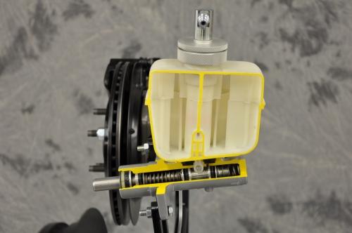Brake System Display