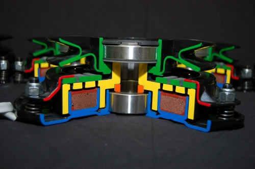 Electro-Mechanical Clutches