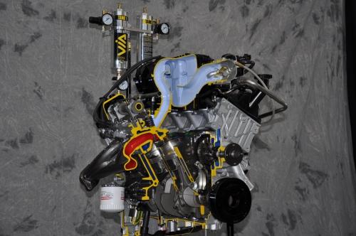 Engine Display