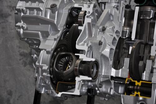 Ford Escape Hybrid Power Train