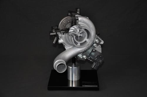 Honeywell Variable Vane Turbo