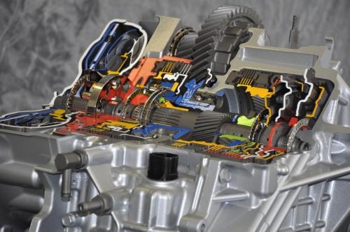 Toyota U660E Transaxle (updated)