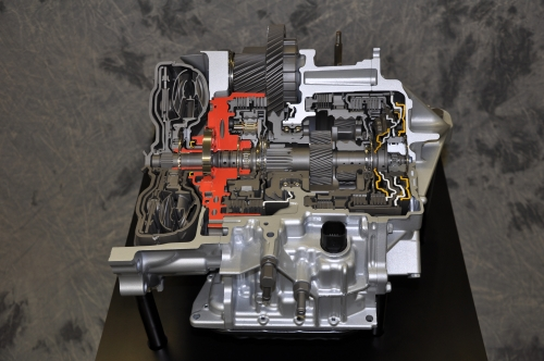 Toyota U660E Transaxle